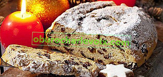 Дрезден Stollen, или вкусът на истинската Коледа