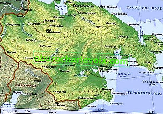 Čukotka: tundra jako kaleidoskop