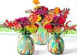 Neue Ideen für Blumensträuße für den 8. März