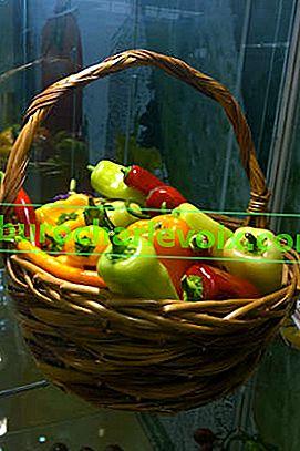 Otmjena slatka paprika