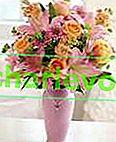 Blumenstrauß für Mama