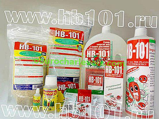 Vitalizer NV-101 - stimulant a zdroj křemíku pro rostliny