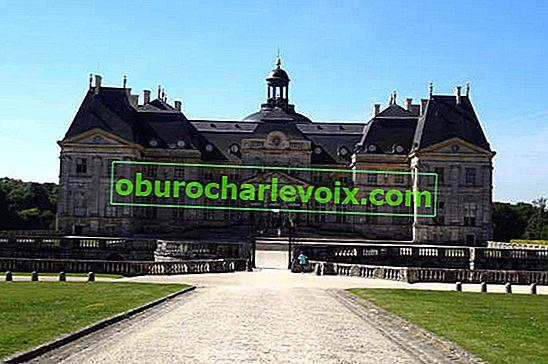 Parc Vaux-le-Vicomte - der Vorgänger von Versailles